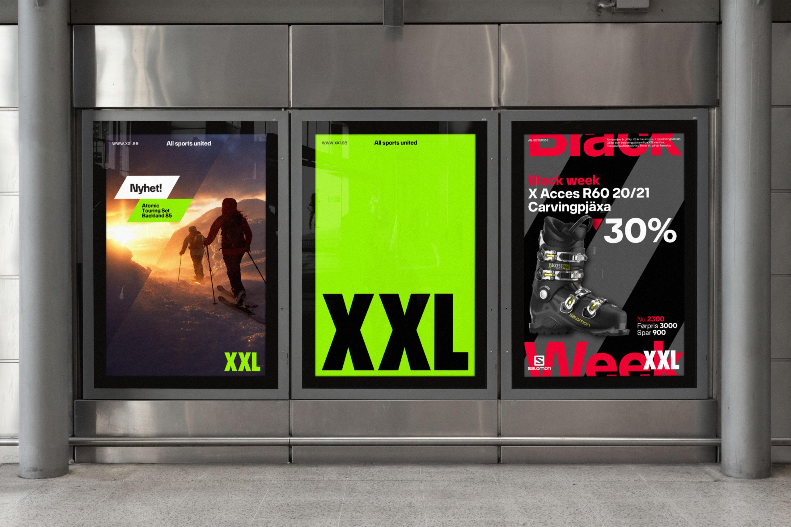 Xxl I Stockholm City